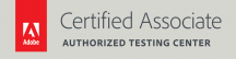 Adobe Authorised Testing Centre